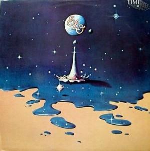 TIME [LP] [1981년 지구레코드 오리지널 발매반][반품절대불가]