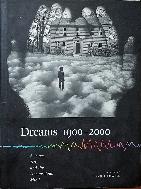 Dreams 1900 - 2000 Science, Art and the Unconscious, Mind - 꿈, 심리학 관련 원서- 240/310/30 하드커버, 큰책- 흑백,칼러 도판많음-아래사진, 설명참조-