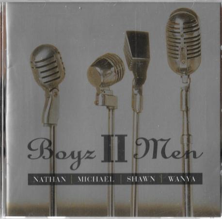 [수입] Boyz II Men ? Nathan, Michael, Shawn, Wanya
