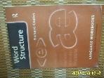 Routledge / Word Structurte Richard Coates LANGUAGE WORKBOOKS -사진.꼭 상세란참조