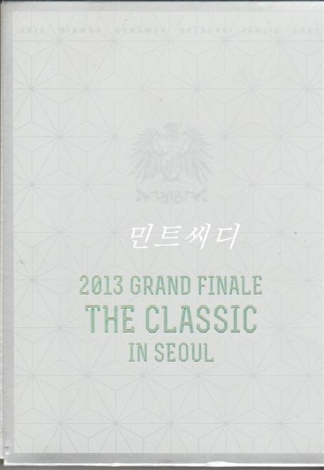 신화 - 2013 GRAND FINALE THE CLASSIC IN SEOUL (2disc + 40p 포토북)