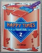 HAPPY TIMES 2 S/B ISBN 0-333-75866-8