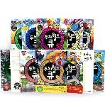 두뇌월드 큐 세트 (전10권+특별부록:학부모를 위한 가이드북)- 재능 개발 학습 만화 /특별행사가