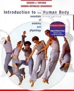 Introduction to the Human Body (6th Edition, Hardcover) #
