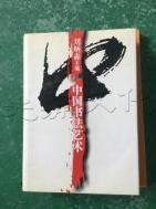中國書法藝術 (중문간체, 1994 초판) 중국서법예술