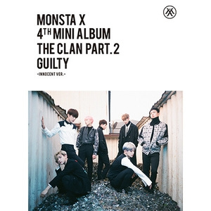 [중고] 몬스타엑스 (Monsta X) / The Clan 2.5 Part.2 Guilty (4th Innocent Ver.)