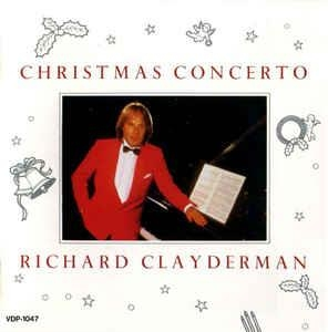 [일본반] Richard Clayderman - Christmas Concerto