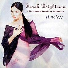 Timeless - SARAH BRIGHTMAN [새것같은 개봉]  * 사라 브라이트만