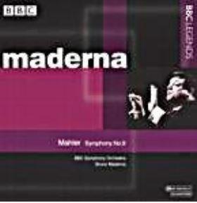 마데르나 말러 Bruno Maderna 교향곡 9번