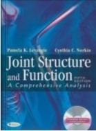 Joint Structure and Function : Comprehensive Analysis