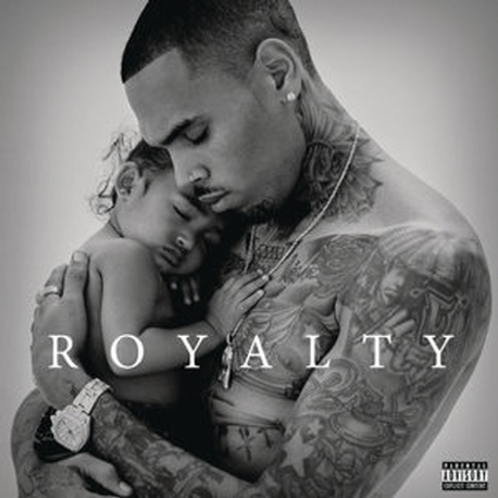 [수입] Chris Brown - Royalty
