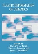 Plastic Deformation of Ceramics (ISBN : 9780306451201)