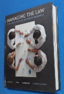 Managing the Law: The Legal Aspects of Doing Business (Fourth Edition)   / 사진의 제품 :☞ 서고위치:KQ 4 * [구매하시면 품절로 표기됩니다]