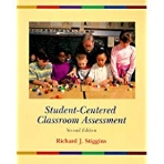 Student-Centered Classroom Assessment second edition