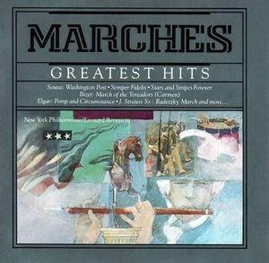 Leonard Bernstein / Greatest Hits Marches (CCK7082)
