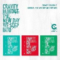 [미개봉] 크래비티 (Cravity) / Cravity Season 2 Hideout : The New Day We Step Into (1/2/3 Ver. 랜덤 발송)