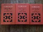 Selected Works of A. N. Kolmogorov Volume I - III set
