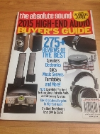 THE ABSOULUTE SOUND SPRING 2015 BUYER'S GUIDE