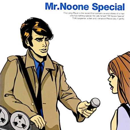 MR.NOONE SPECIAL [일본반]