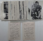 1936년 베를린올림픽 사진카드 170매 (동.하계올림픽)