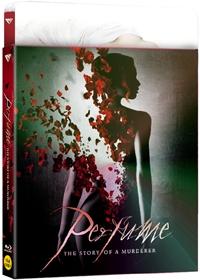 [블루레이] 향수: 어느 살인자의 이야기 (Perfume: The Story Of A Murderer) / (미개봉) [렌티큘러 스틸북 한정판]아트카드2매+포스트카드6매+16p.북릿/아웃케이스+넘버링카드