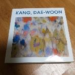 강대운:KANG,DAE-WOON(양장) /1995년초판본/1000부한정본/실사진첨부/층2-1
