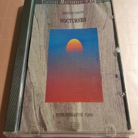 FREDERIC CHOPIN - NOCTURNES (PETER SCHMALFUSS - PIANO)
