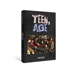 [미개봉] 세븐틴 (Seventeen) / 2집 - Teen, Age (Rs Ver./미개봉)