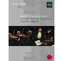 [DVD] Claudio Abbado / Mahler : Symphony No.6 (미개봉/ekdv005)
