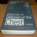 Diagnosis of Diseases of the Chest : volume 2(3/E)