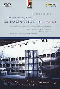 [중고] [DVD] Philippe Cambreling / Berlioz : La Damnation De Faust (수입/100018)