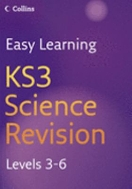 KS3 Science Revision Levels 3-6 (Easy Learning) 맨앞페이지에 영문이름표기 있음