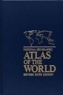 NATIONAL GEOGRAPHIC  ATLAS OF THE WORLD(6TH Ed.)