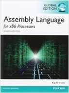 Assembly Language for x86 Processors, 7 Edition (Paperback)