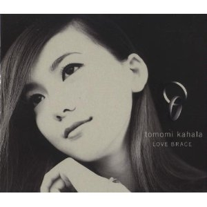[중고] Tomomi Kahala (카하라 토모미) / Love Brace (일본반/하드커버없음)