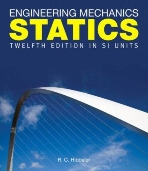 Engineering Mechanics static 12판 si unit