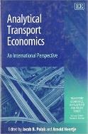 Analytical Transport Economics : An International Perspective (ISBN : 9781858987866)