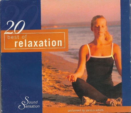 VA - 20 best of relaxation (디지팩) [수입]