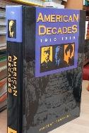 American Decades 1910-19 (Hardcover)  : AMERICAN DECADES  /170
