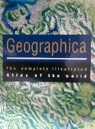 Geographica: The Complete Illustrated Atlas of the World (무료배송)