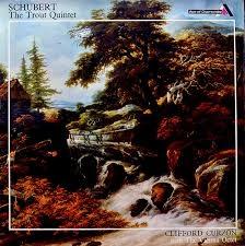Franz Schubert : The Trout Quintet ///LP1