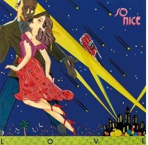 So Nice -LOVE (2020 Edition) LP 미개봉