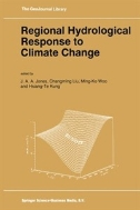 Regional Hydrological Response to Climate Change (ISBN : 9789401063944)
