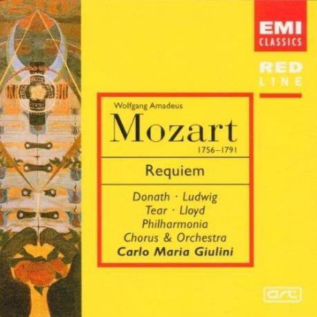 모차르트 레퀴엠 Giulini Mozart Requiem Giulini