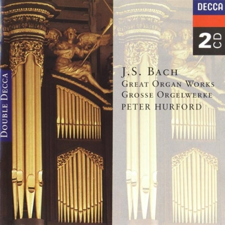 BACH: Peter Hurford ?? Great Organ Works [2CD]