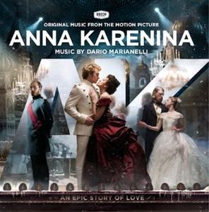 O.S.T. (Dario Marianelli) / Anna Karenina (안나 카레니나) (수입)