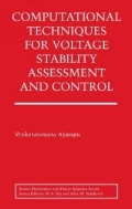 Computational Techniques for Voltage Stability Assessment and Control (ISBN : 9780387260808)