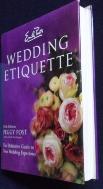 Emily Post's Wedding Etiquette [상현서림]  /사진의 제품   ☞ 서고위치:RR 6  * [구매하시면 품절로 표기됩니다]