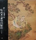 국립중앙박물관한국서화유물도록 제12집 -國立中央博物館- -초판-절판된 귀한책-아래사진참조-