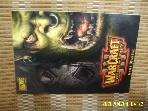 워 크래프트 WarCraft III Reign of Chaos Game Manual -사진의책만있음.설명란참조